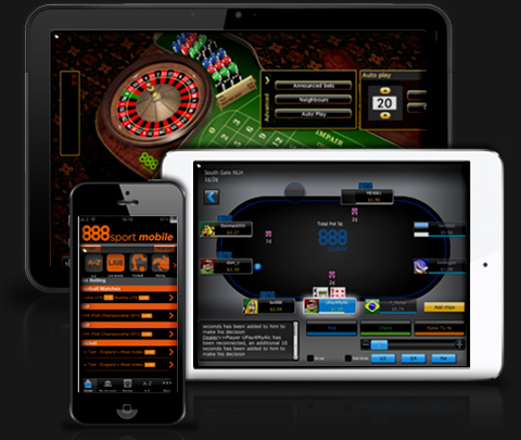 Betting On a Mobile Device