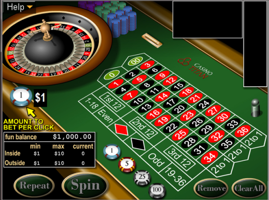 Play Roulette Today